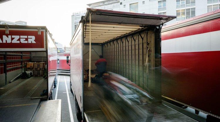 Planzer ist ein internationales Transport- und Logistikunternehmen.