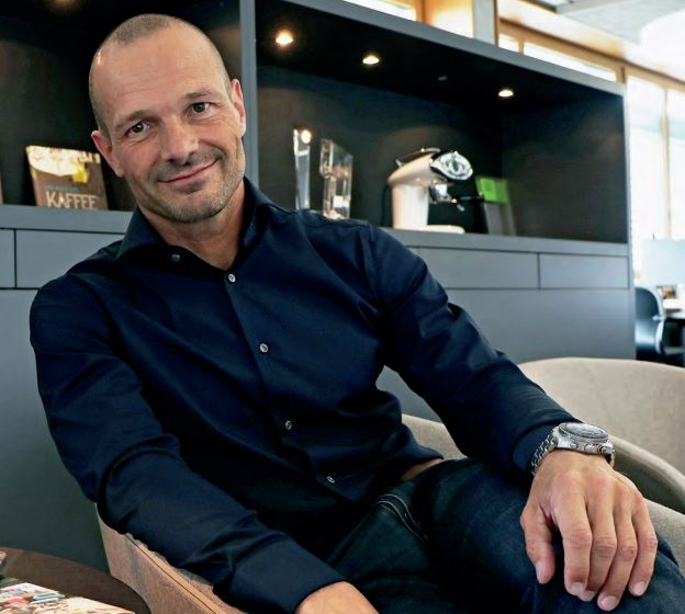 CEO Reto Meneghini