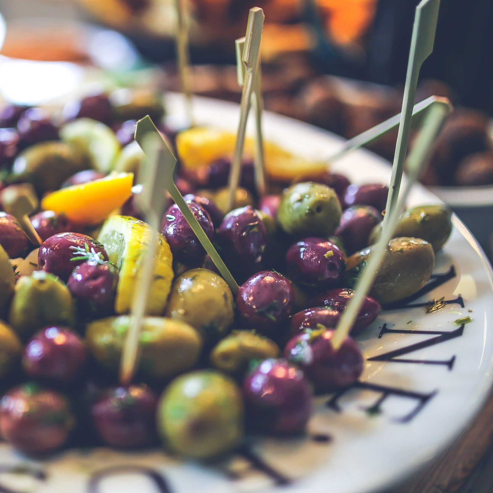 Antipasto & Olives -