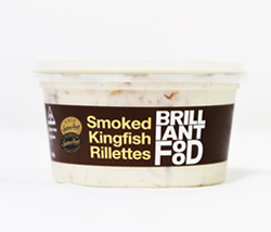 Smoked Kingfish Rillettes