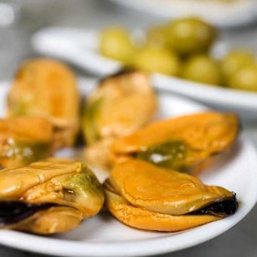 Espinaler Premium Mussels