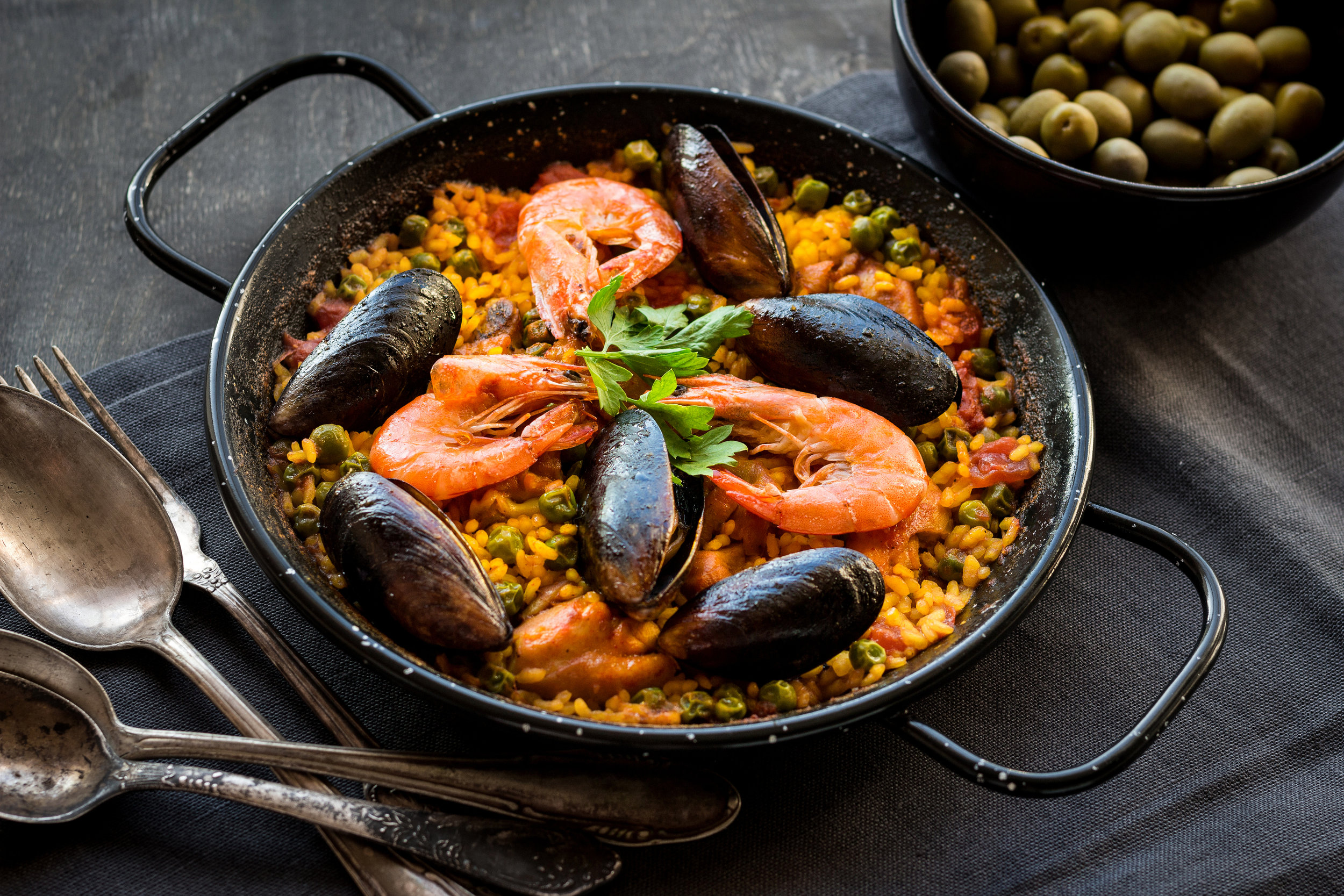 Perfect Paella - 24th October, 6pm-8pmLearn how to make perfect Paella.You will start the evening with a selection of Tapas, enjoy your Paella and finish with beautiful Churros!More information and tickets CLICK HERE