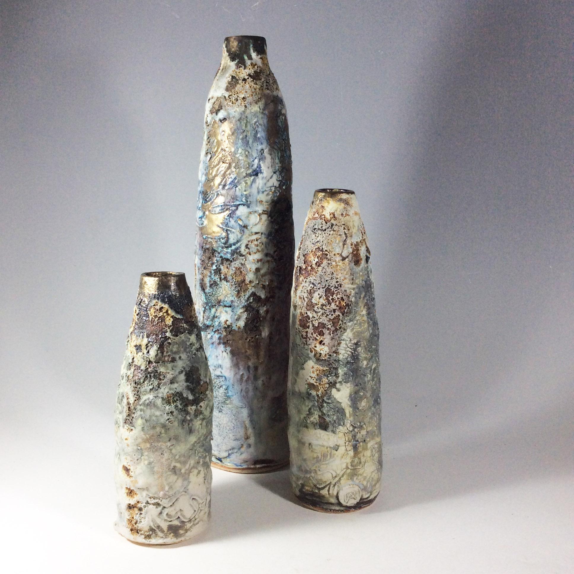 Adela Powell - Rock Water Bottles