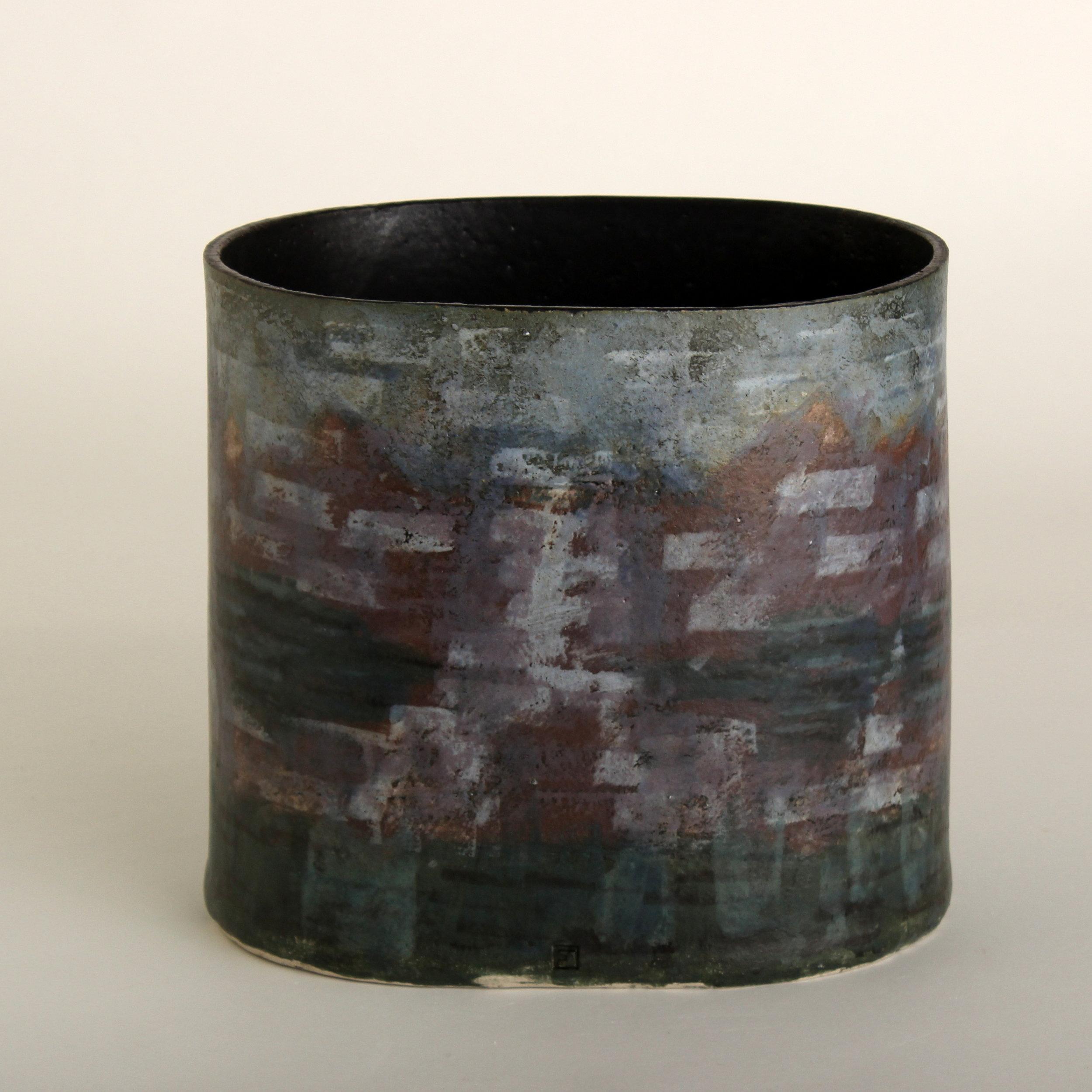 Oval vessel, larger