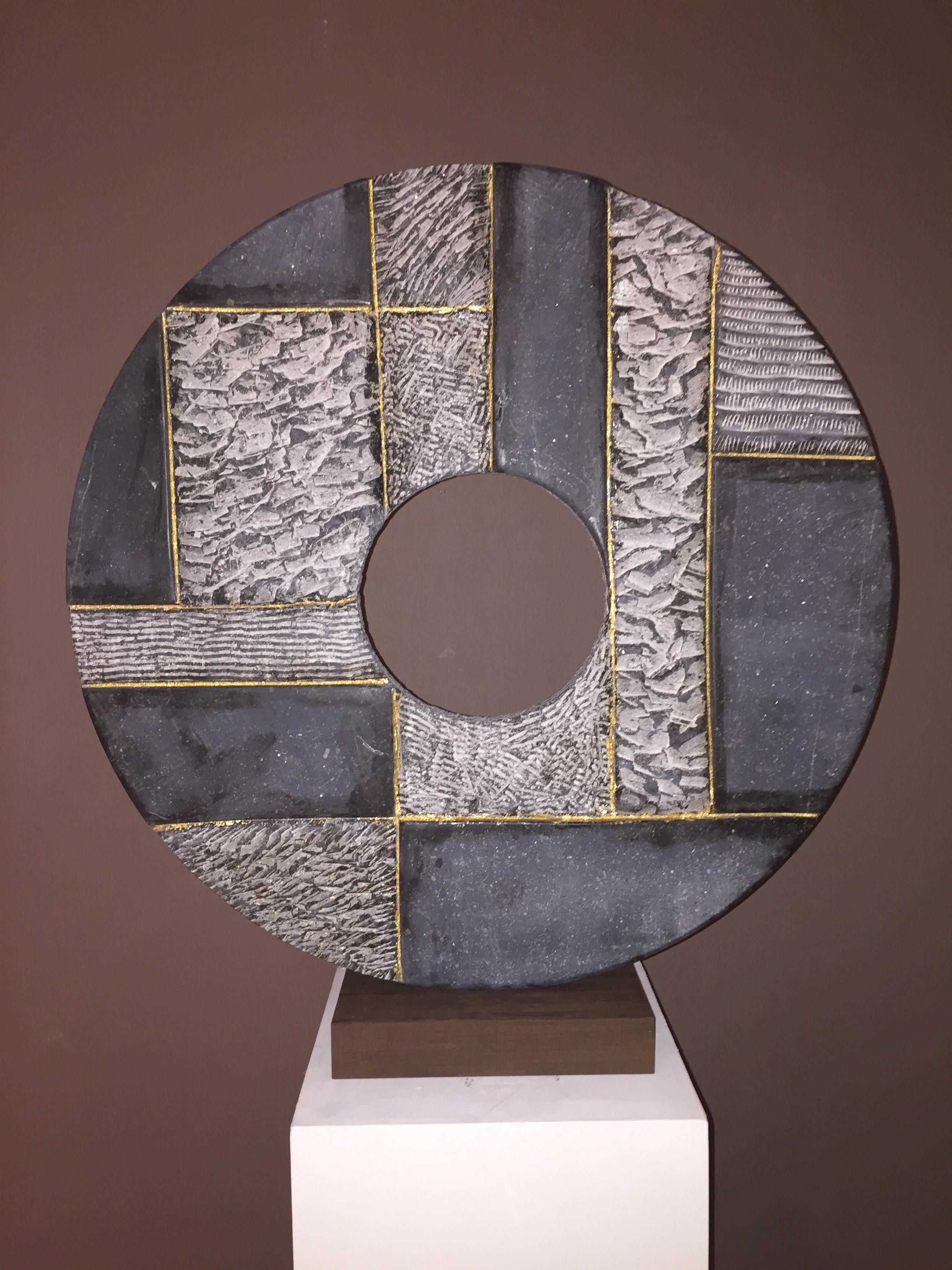 Alexia Weill : Circular Impressions series