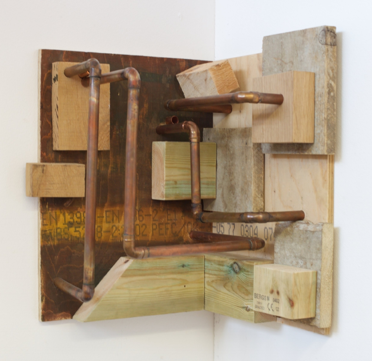Jack Van Leuwen : Scavenging, Constructing, Creative Growth (HIGHLY COMMENDED)