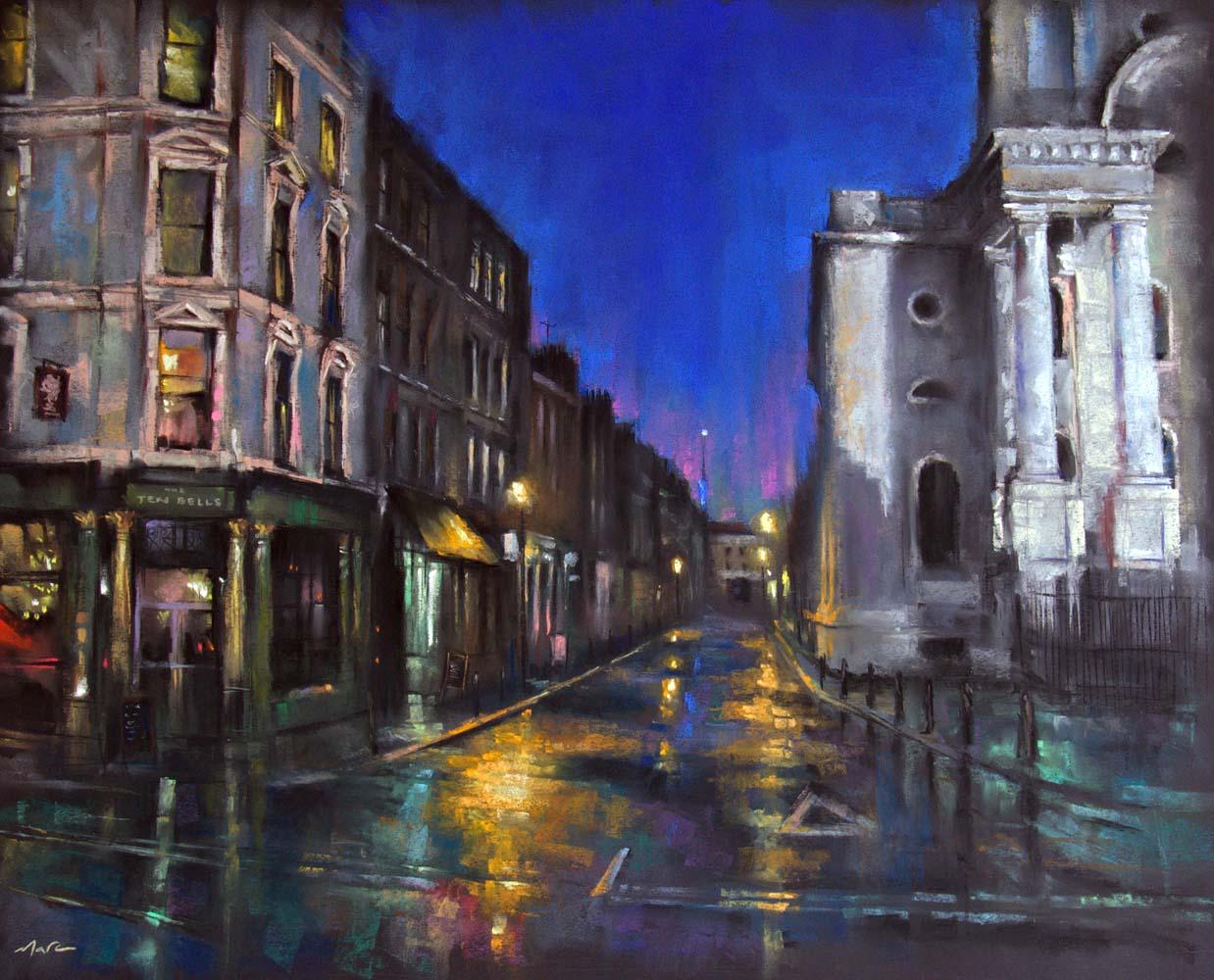 Fournier Street, Spitlfields