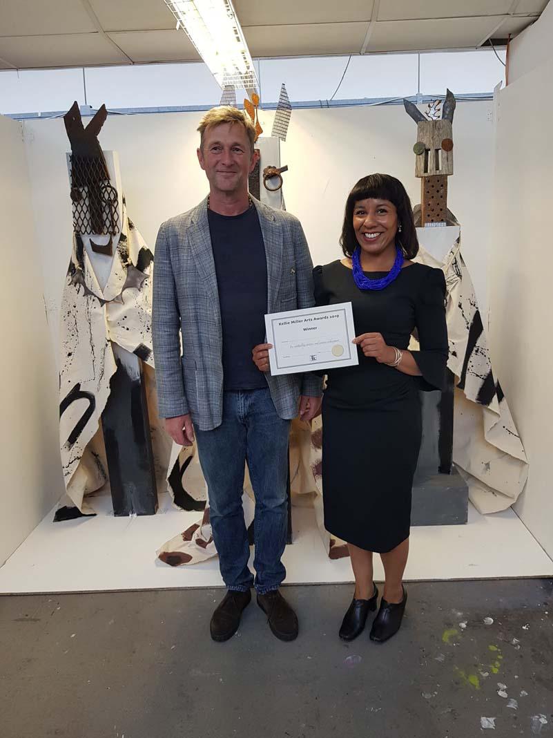 Nick Brown, Foundation, Northbrook MET : winner