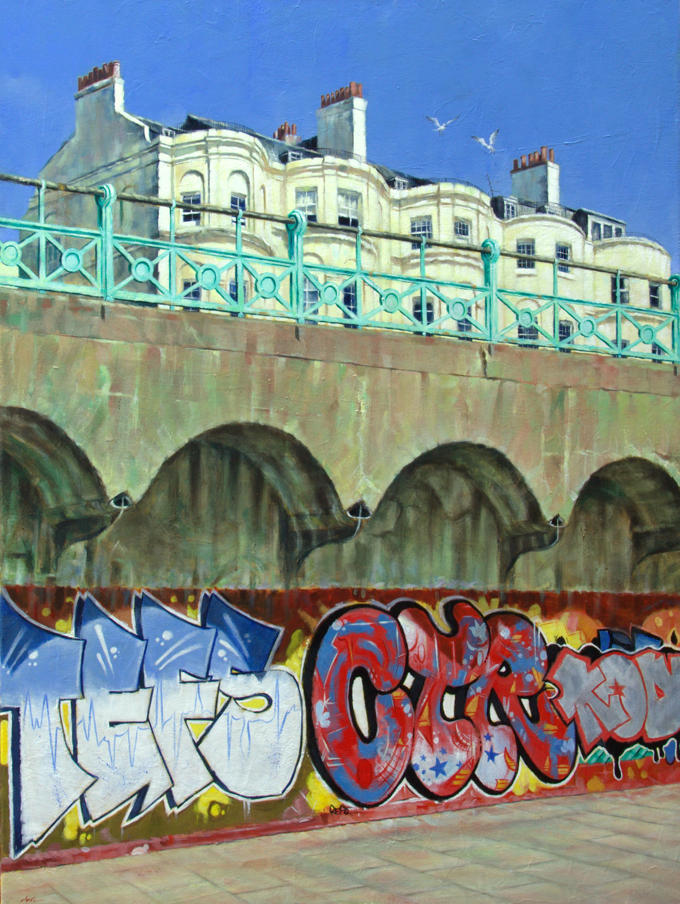 Marc Gooderham : Underneath the Arches