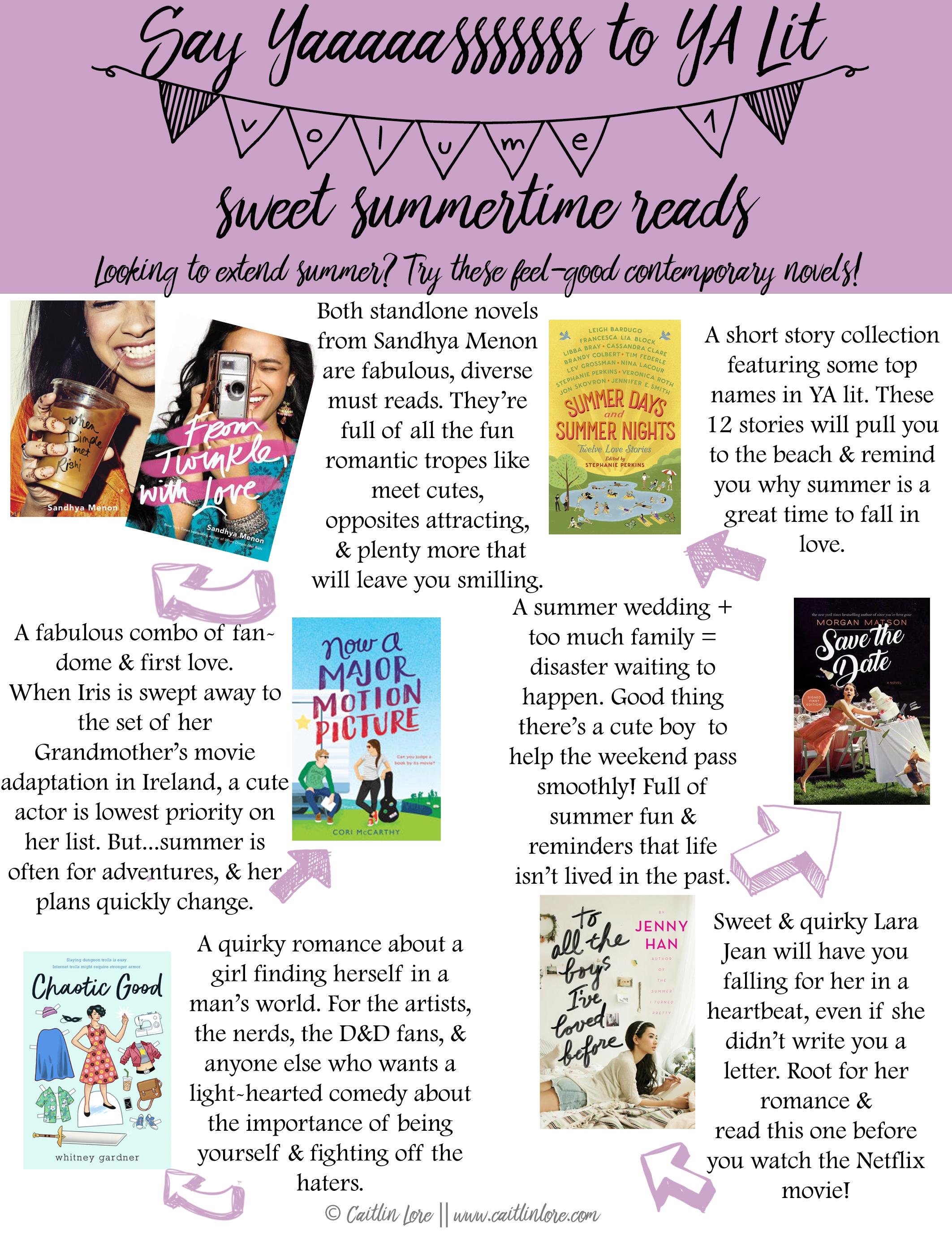 Realistic YA - Here's a booklist of some great, realistic YA books!