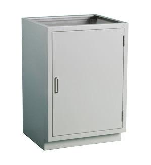 Cabinet, base, 24Lx35H, 1 door, shadow - TSL2435AA-SSAA (100LBS) $593