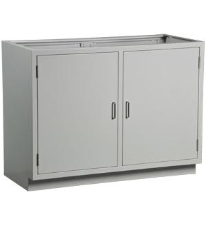 Cabinet, base, 47Lx35Hx22D, 2 door, shadow - TSL4735DA-SSAA (140lbs) $543