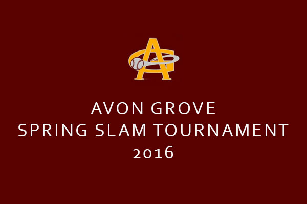 Avon Grove Spring Slam Tournament 2016