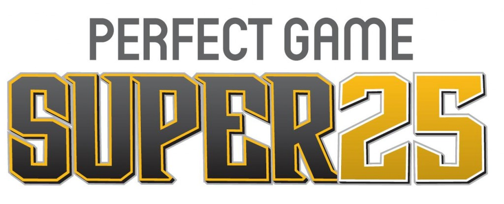 Perfect Game Super 25 logo
