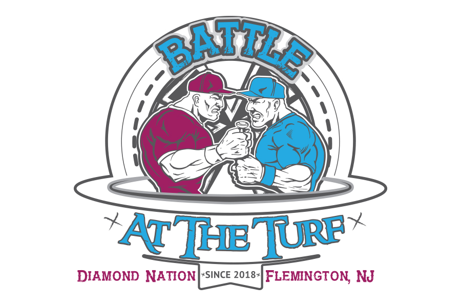 Diamond Nation's Battle At The Turf logo