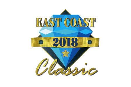 East Coast Classic logo for Sports At The Beach