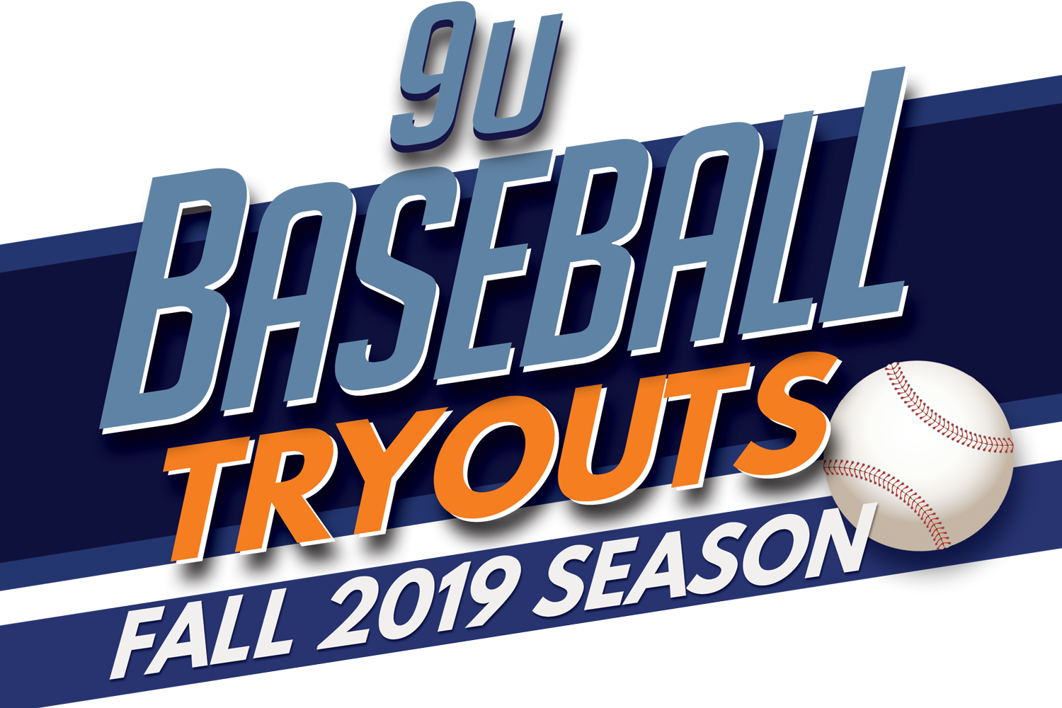 2019 Tryouts for the West Chester Dragons Travel Baseball Teams