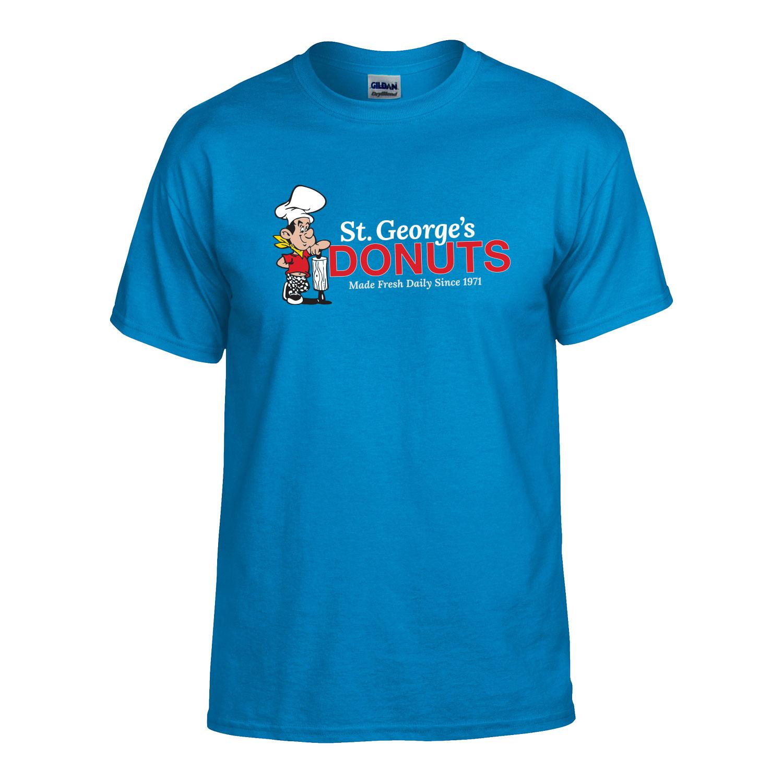 Blue Tshirt $15
