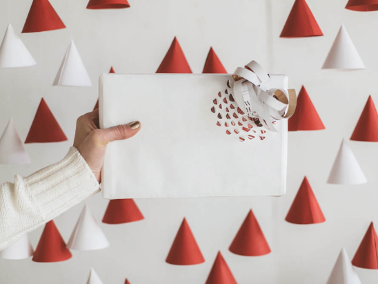 Gift Wrap That Won't Cost You a Penny