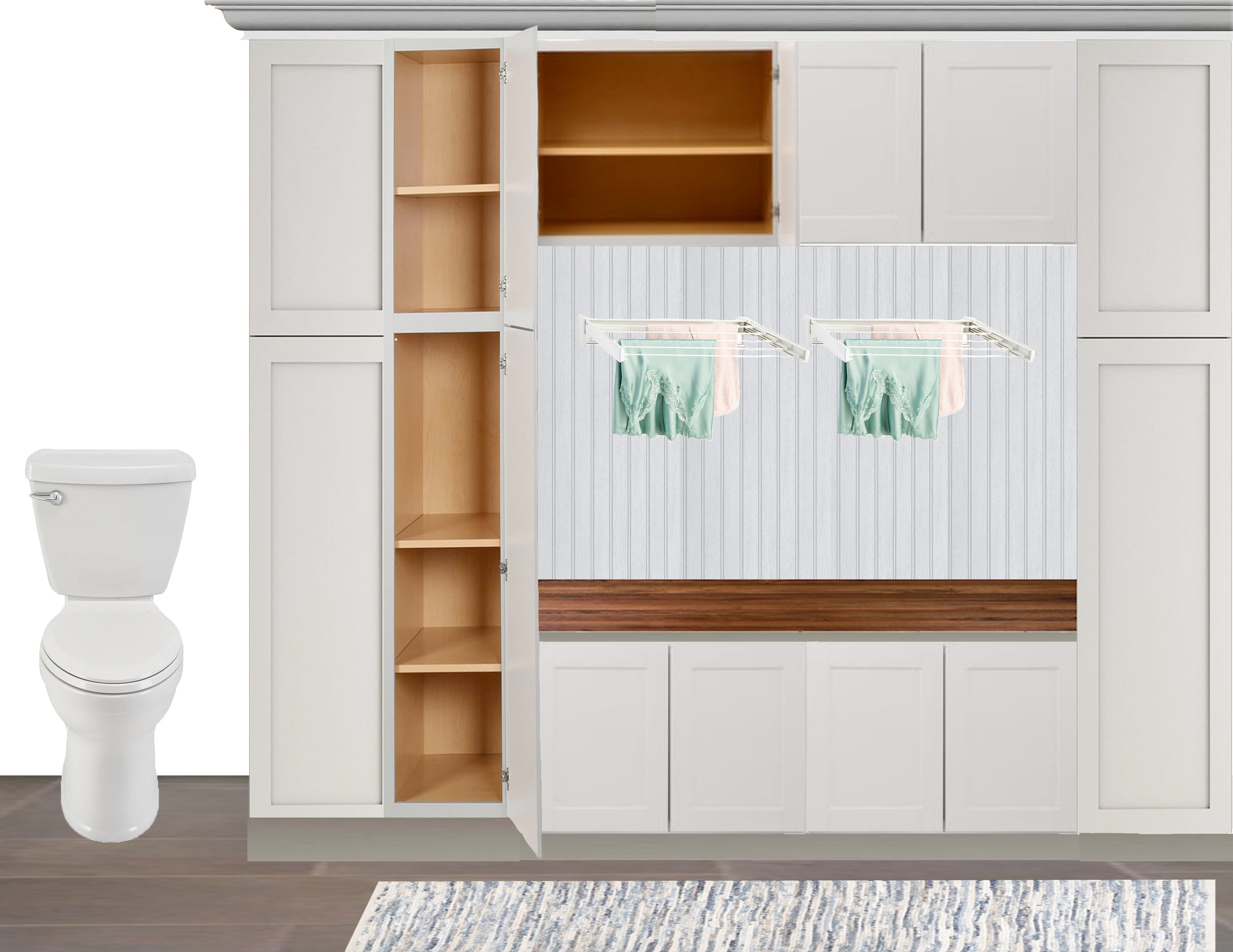 Final Design of Mudroom
