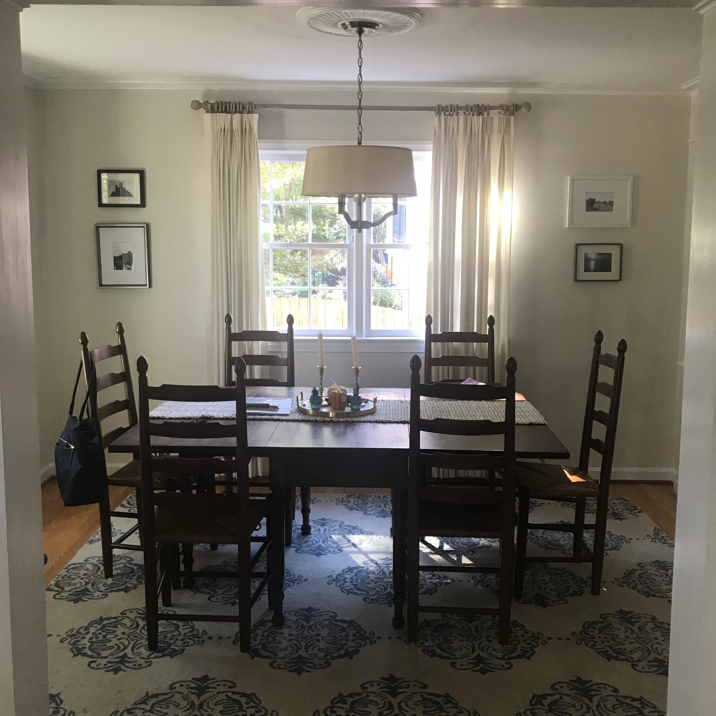 CURRENT DINING ROOM