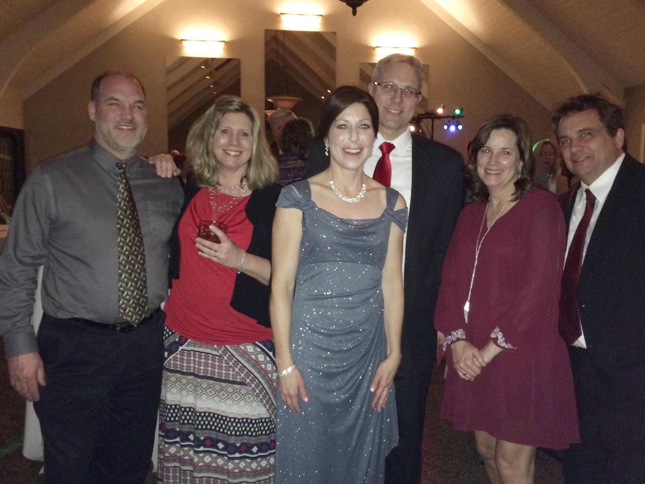 Jason, Jennifer, Marcie, John, Laura, & Rob.jpg