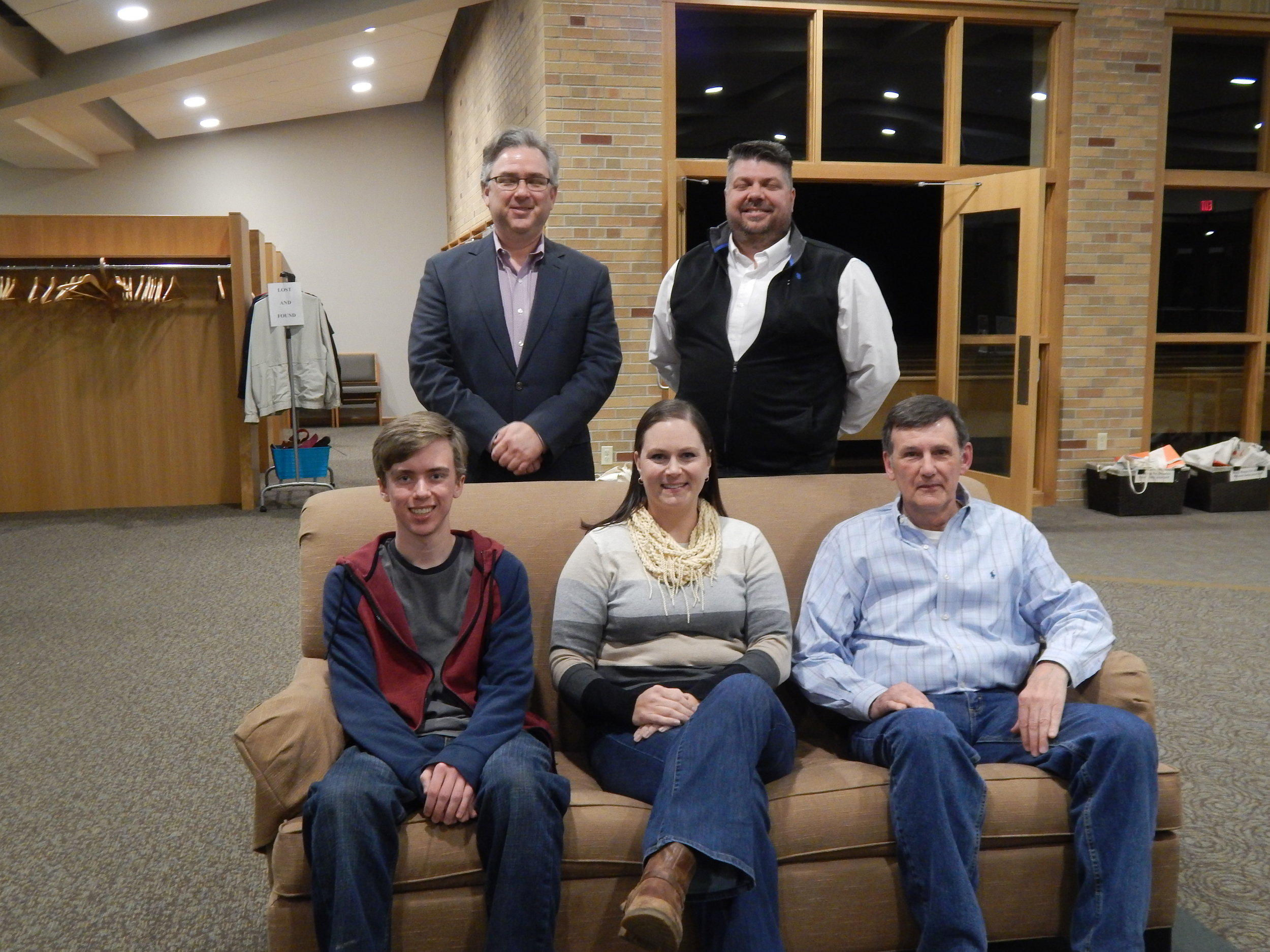 Our Savior's Lutheran Team