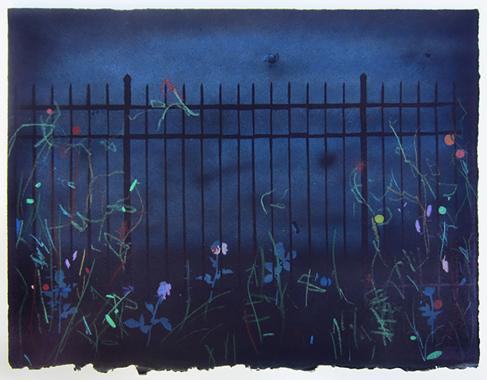 This Weird Fence: Blue Midnight