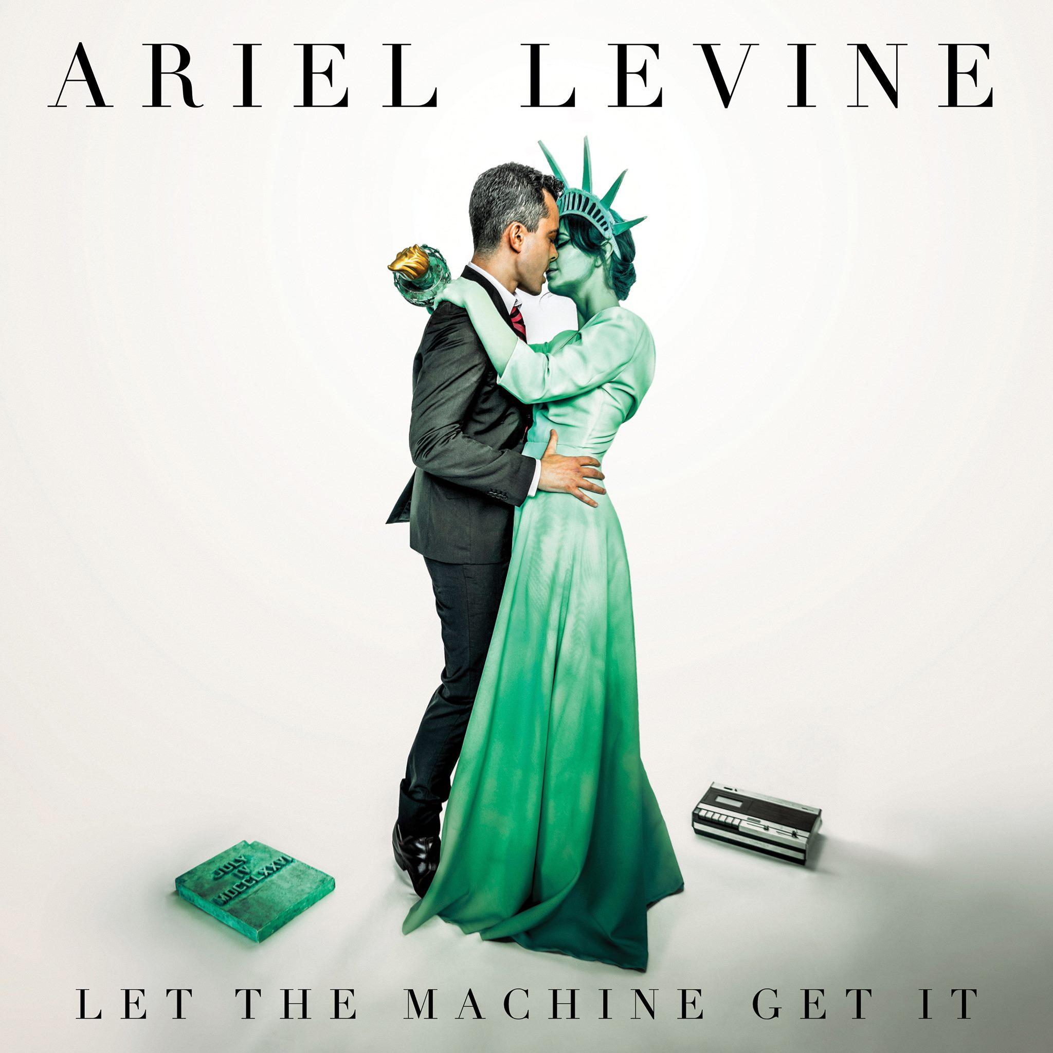 Let The Machine Get It - Album Cover