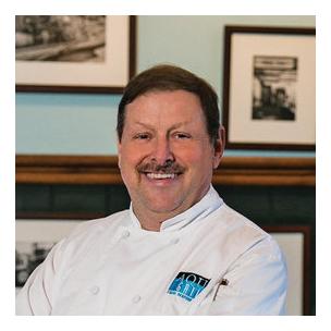 Scott Scheuerman   Executive Chef
