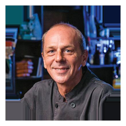 Harold van den Burg   Chef