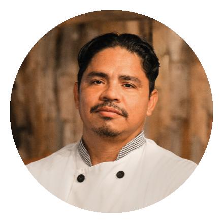 Yovani J. Rangel   Chef