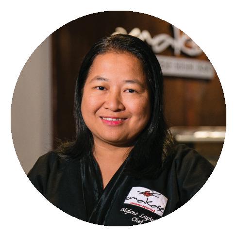 Mylene Leona Lapinid   Chef