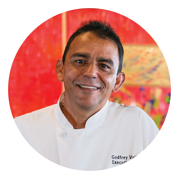 Godfrey Vargas Executive Chef