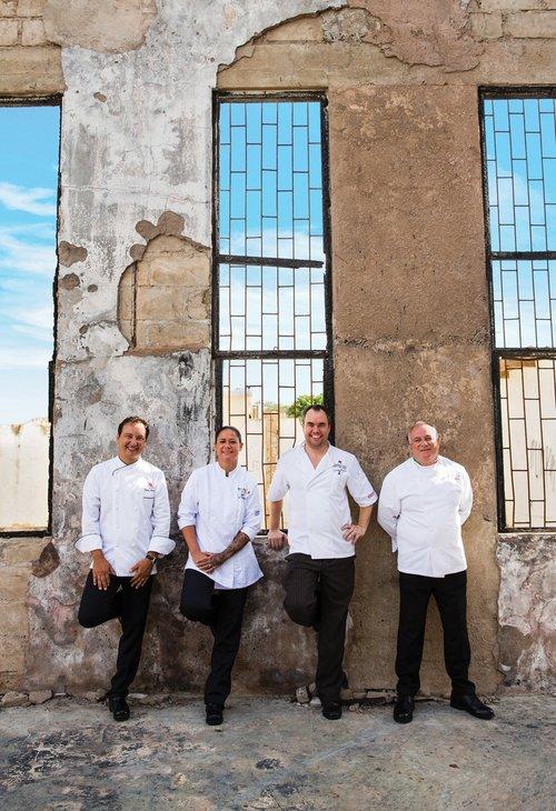Meet The Chefs Aruba Restaurants