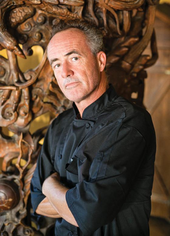 Ronald van Hasenbroek    Executive Chef – Hadicurari Restaurant