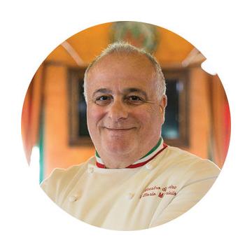 Vittorio Muscariello    Master Chef   Hostaria da' Vittorio Ristorante Italiano