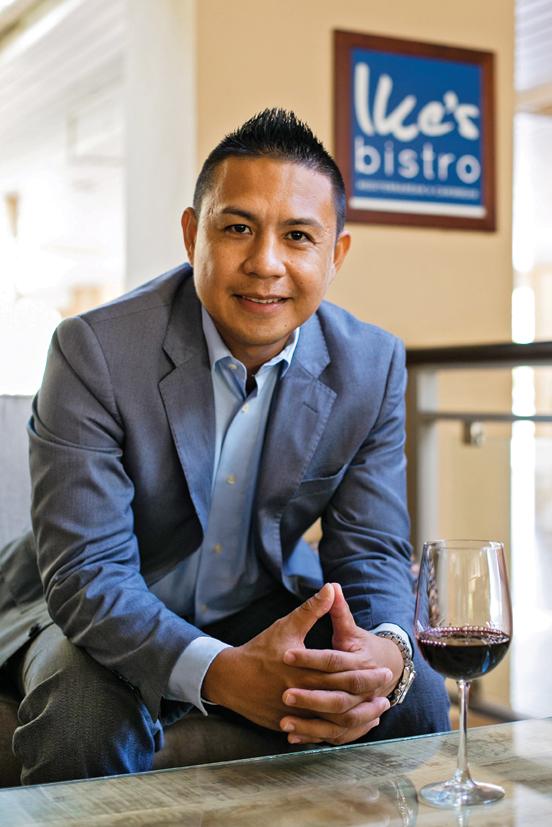 Gerald Sarmiento    Food and Beverage Manager – Manchebo Beach Resort & Spa