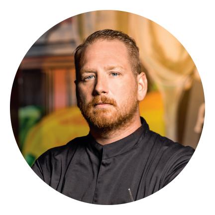 Rob Nollé   Chef de Cuisine