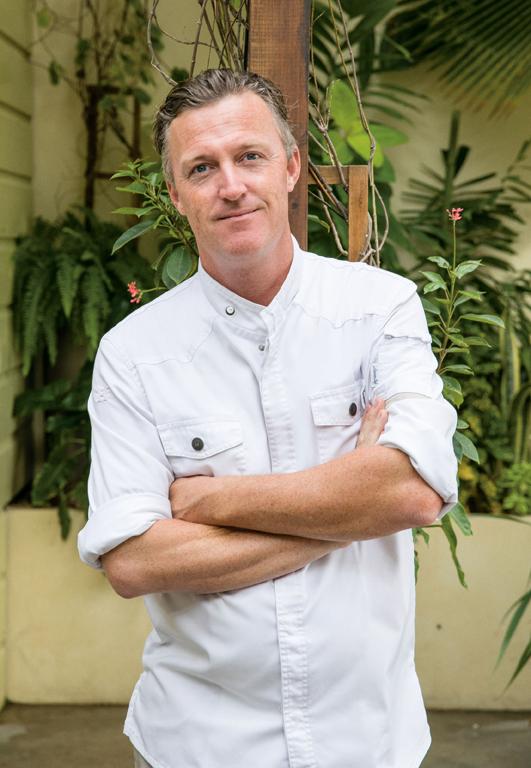 Dennis van Daatselaar   Chef / Owner – Carte Blanche