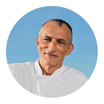 Gerard Coste   Executive Chef
