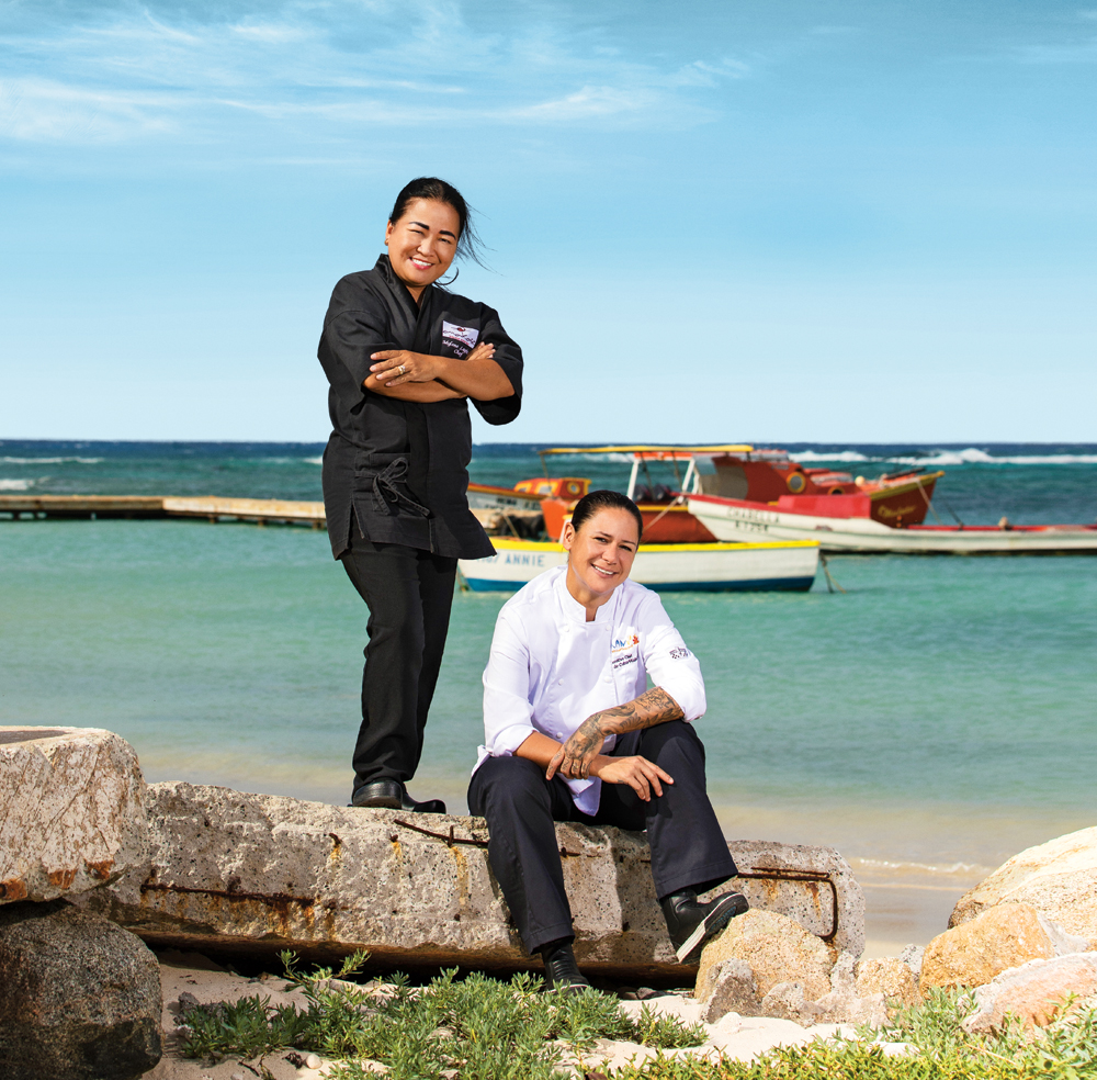 Aruba Restaurant | Chefs