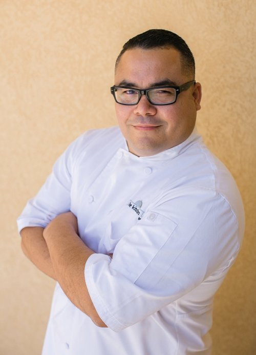 Urvin Croes    Chef / Owner – White Modern Cuisine