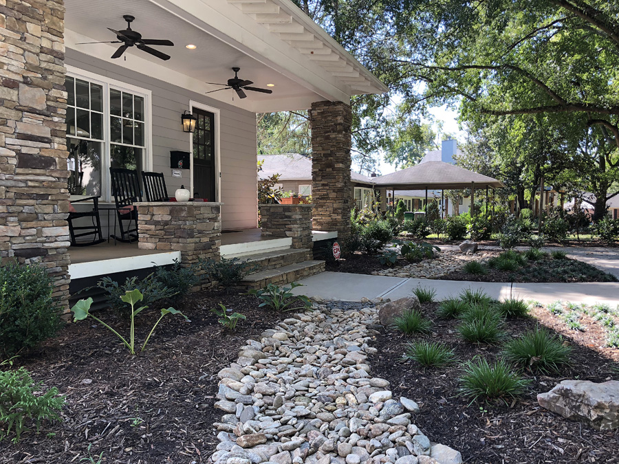 Surface Drainage Systems Blog Charlotte Landscaping Full