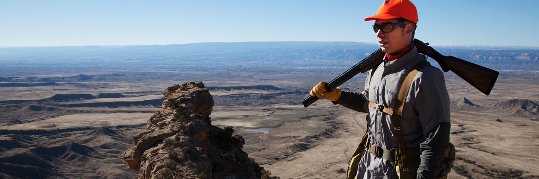 Bryce well above the desert floor.