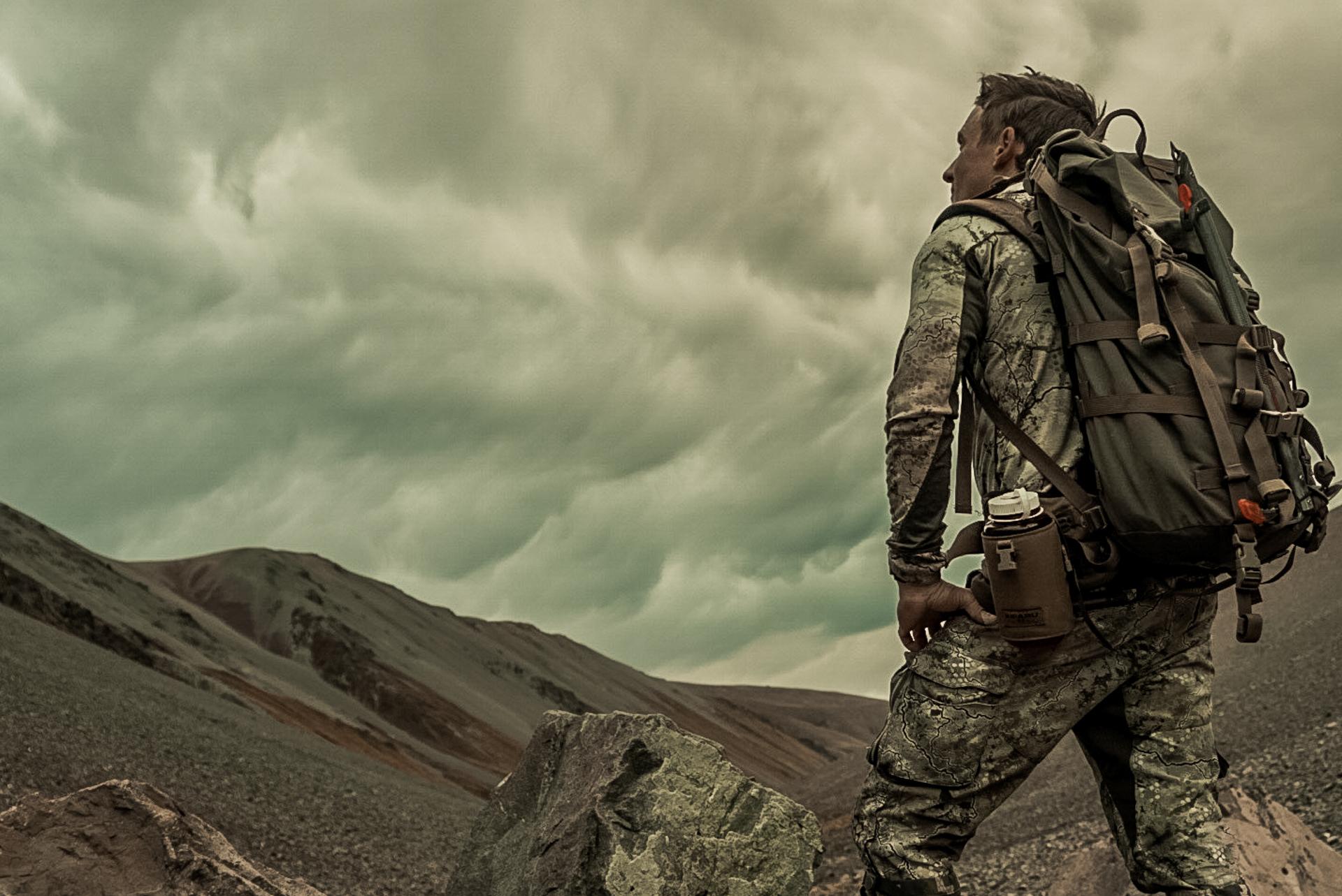 Fred Bohm Hunting New Zealand