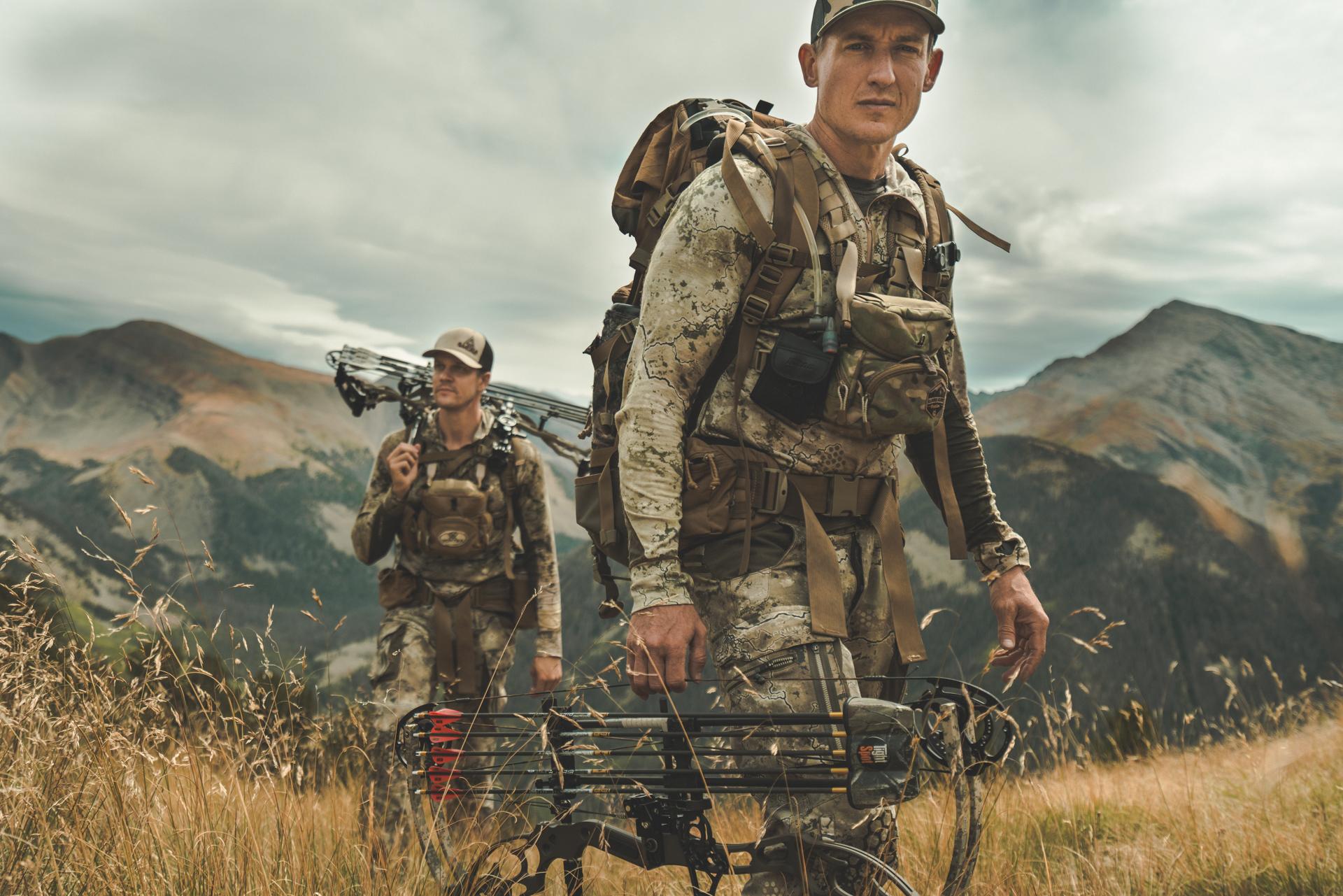bowhunting backcountry colorado