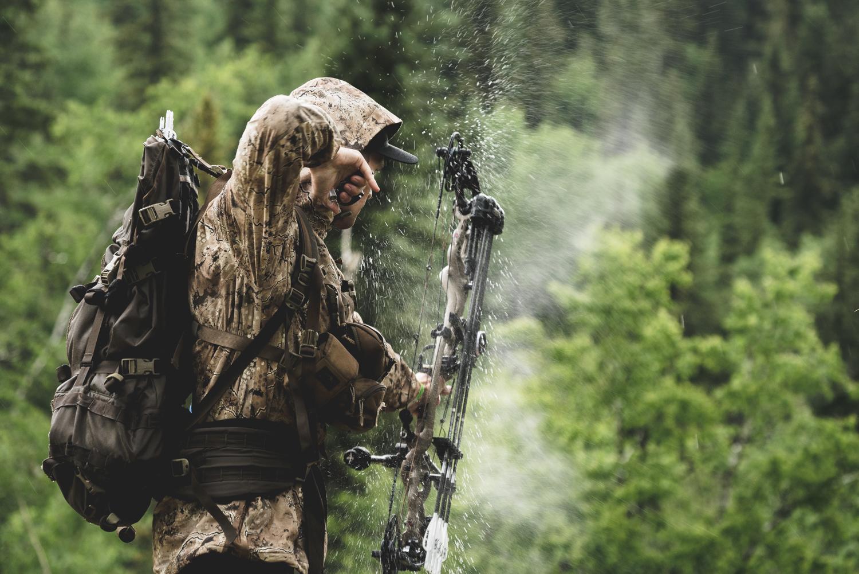 bow hunter rain