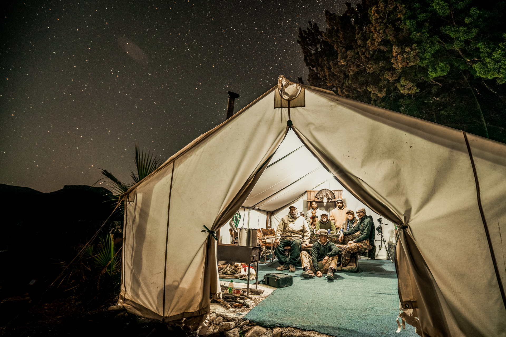 Outfitter Tent Camping