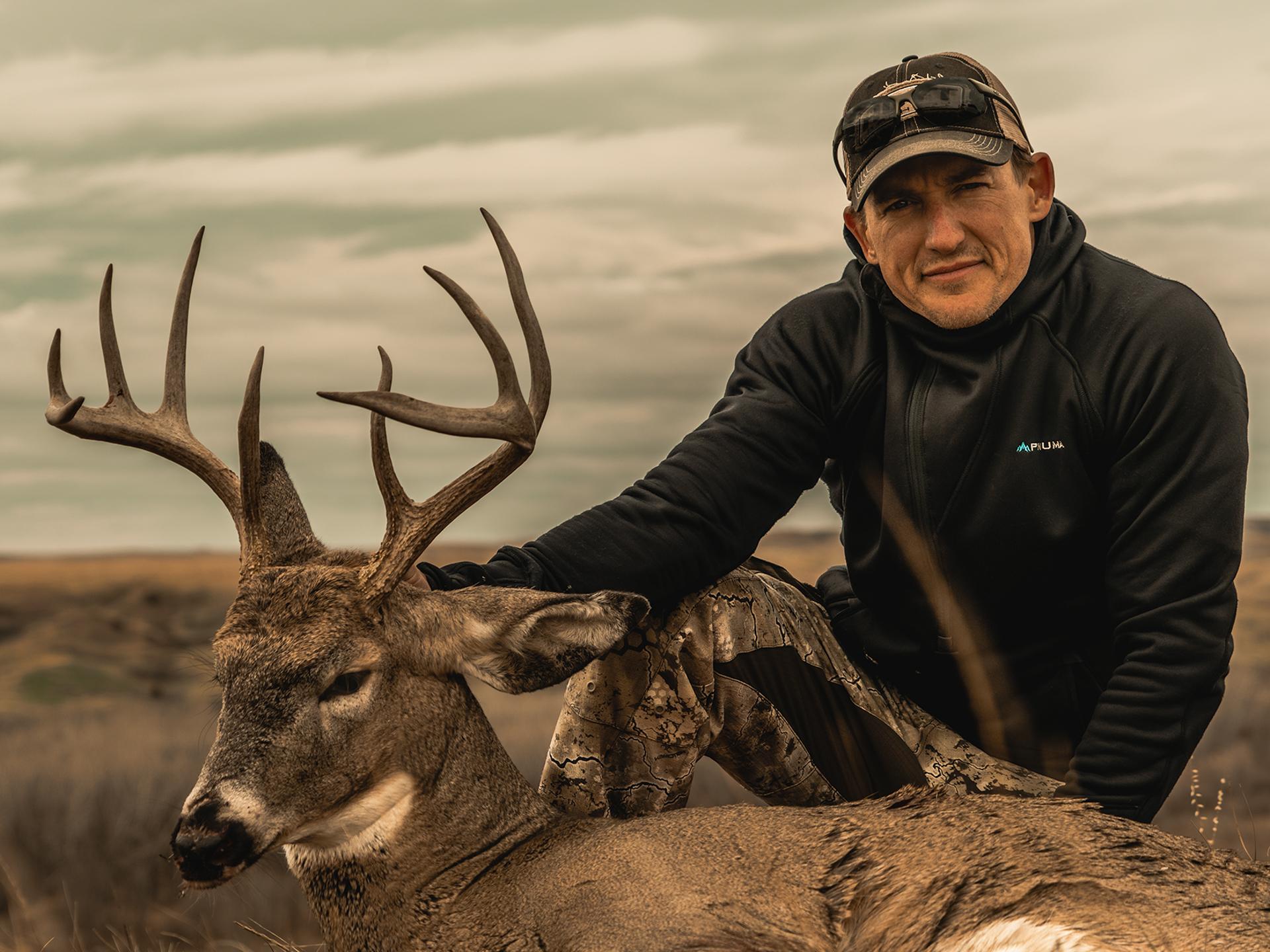 whitetail hunting south dakota
